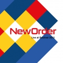 New Order - Live At Bestival 2012 CD PRE-ORDER