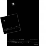 LTD EDITION 'THE LONELY NIGHT' POSTER & THE LONELY NIGHT EP MP3