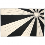 Sun Ray Tea Towel
